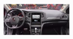 Un système multimédia Android look Tesla pour le Renault Koleos 2016
