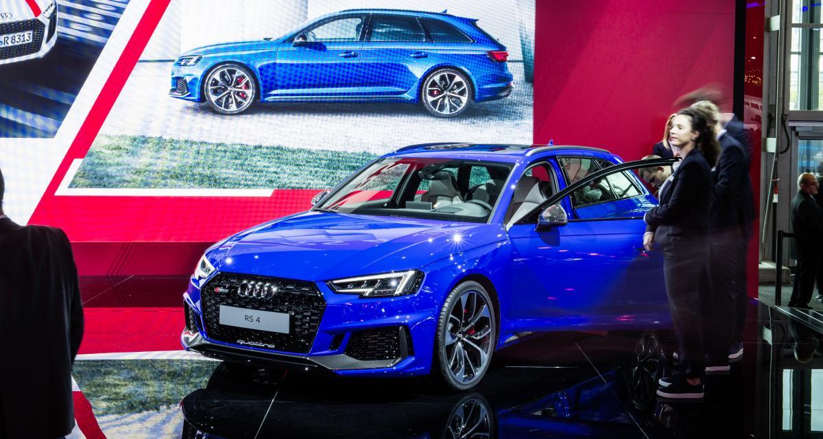 L'Audi RS 4 Avant fait son grand retour