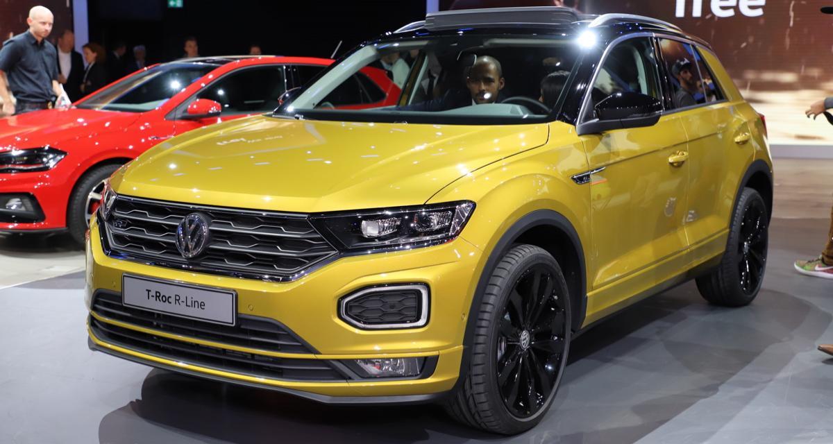 Volkswagen T-Roc : un petit frère pour le Tiguan