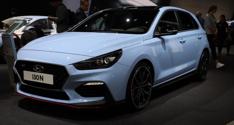 Hyundai i30 N : enfin du sport