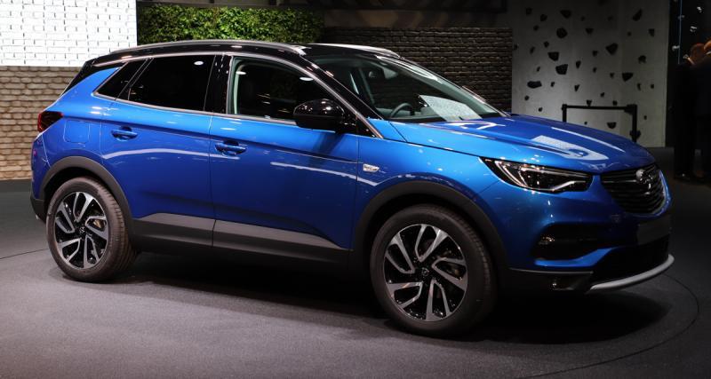 Opel Grandland X : en terrain connu