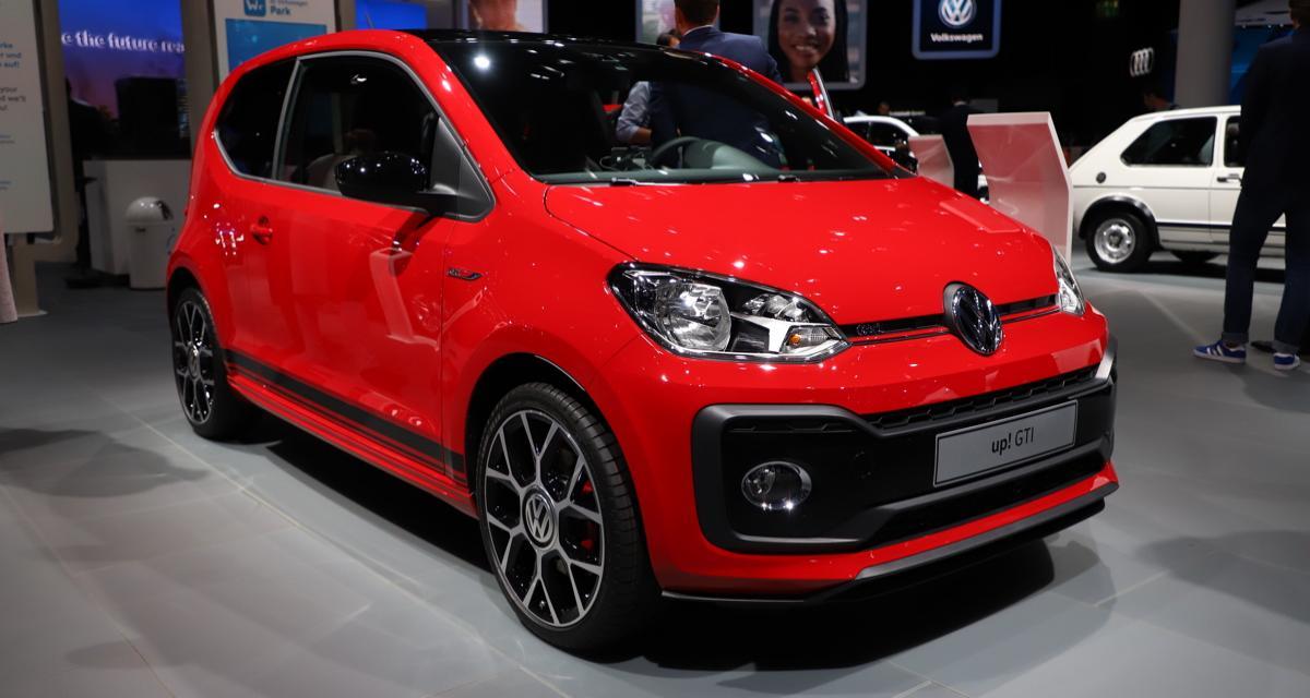 Volkswagen Up GTI : la bombinette qu'on attendait
