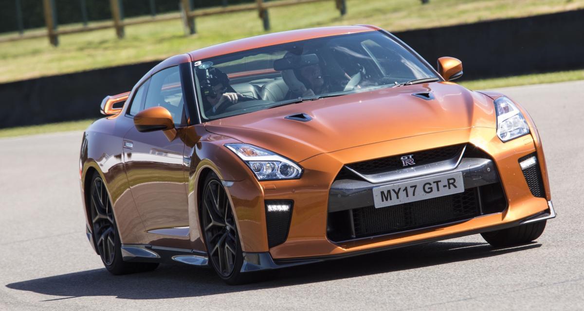Essai Nissan GT-R 2017 : pas de répit pour Godzilla
