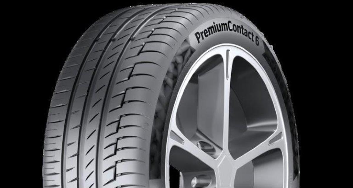 Continental échange certains de ses pneus gratuitement en raison d'un potentiel défaut