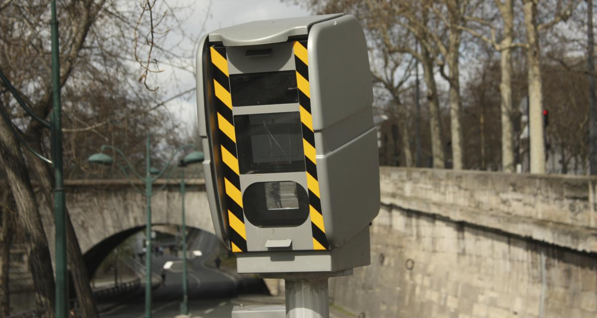 Les radars autonomes flasheront aussi en plein virage