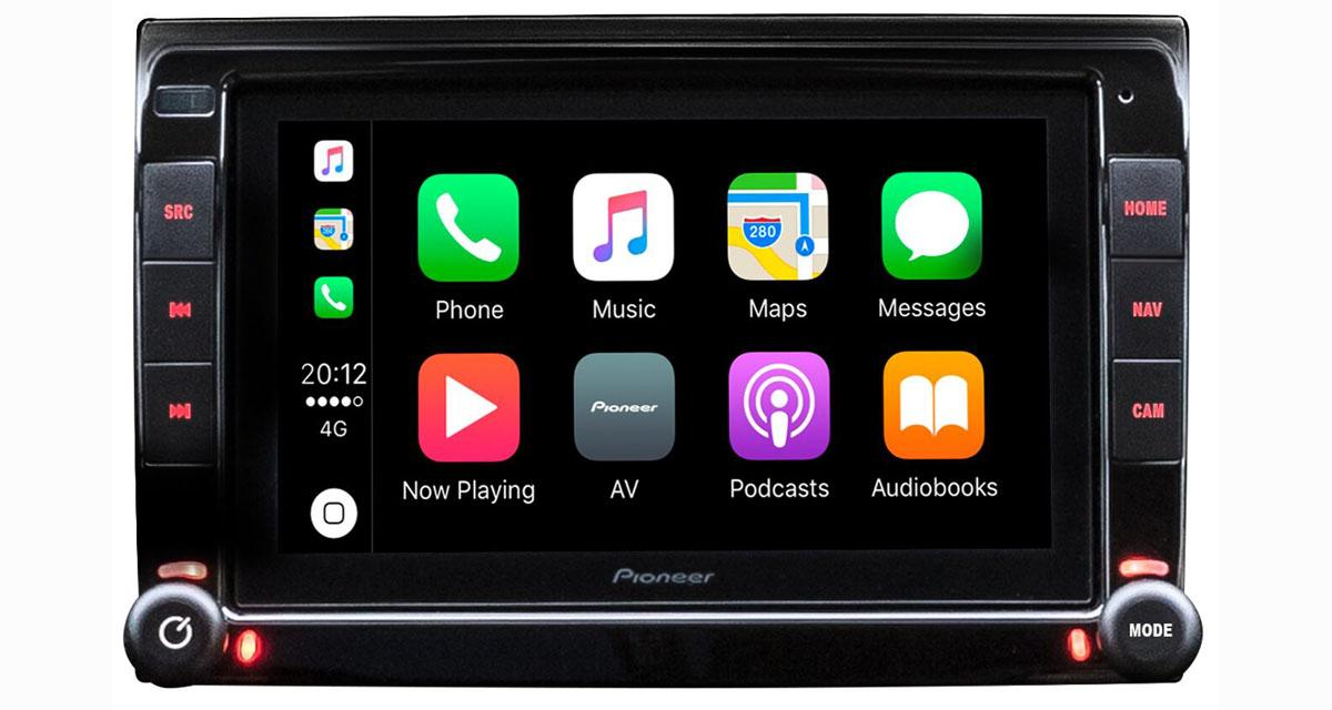 pioneer avic evo1 dt2 c gr autonews. Black Bedroom Furniture Sets. Home Design Ideas