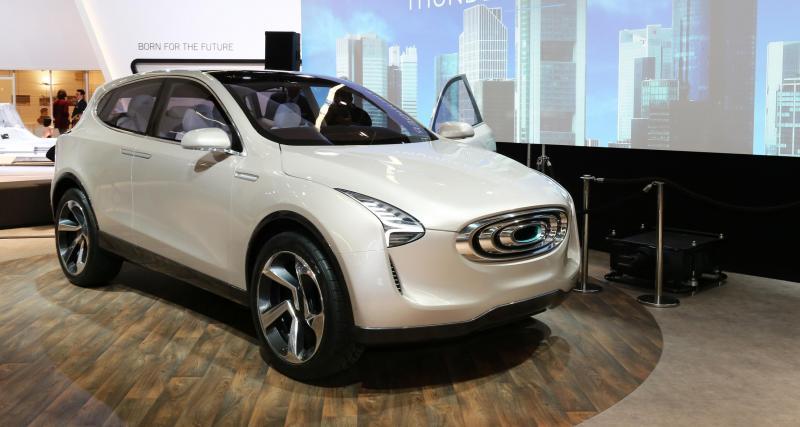 Thunder Power SUV : 585 ch et 650 km d'autonomie en électrique, vraiment ?