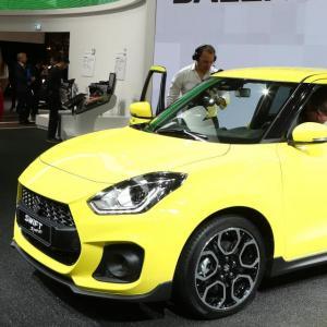 Nouvelle Suzuki Swift Sport : moins d'une tonne et passage au turbo