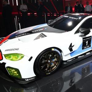 BMW M8 GTE : la course avant la série