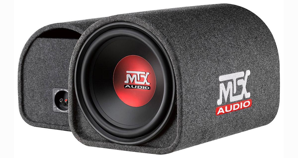 MTX dévoile un nouveau caisson de grave performant et abordable