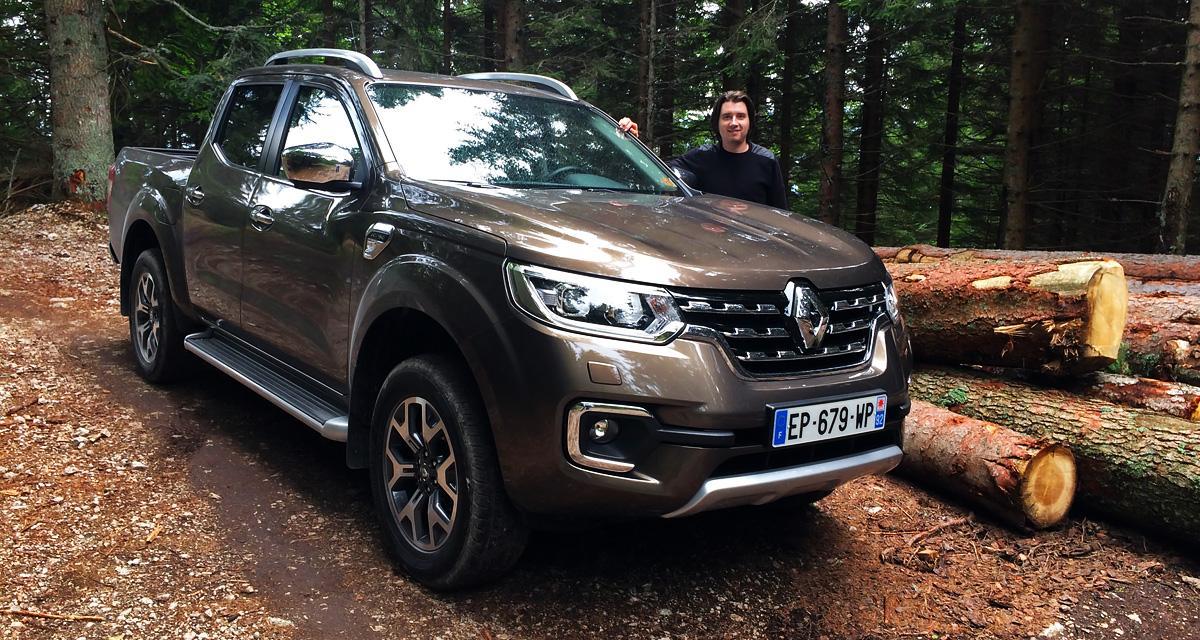 Essai Renault Alaskan : acte de présence