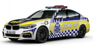 La nouvelle BMW Série 5 va intégrer la police