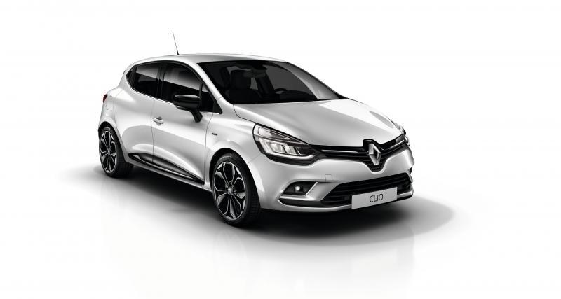Renault lance la Clio Steel suréquipée