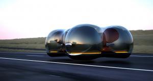 Renault Float : une bulle pour léviter au-dessus de la route
