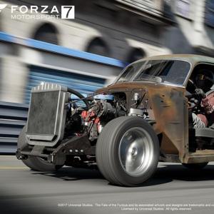 Forza Motorsport 7 : un pack Fast & Furious pour le lancement