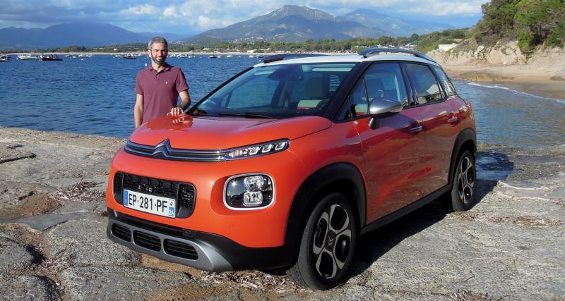 Essai Citroën C3 Aircross: le SUV gagnant des chevrons