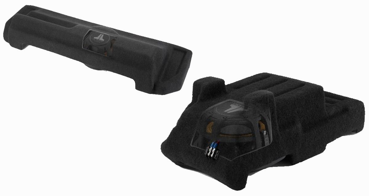 JL Audio présente une gamme de caissons de grave pour les SUV Chevrolet et GMC