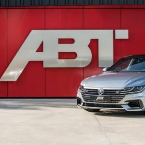 La Volkswagen Arteon fait une entrée en douceur dans le tuning grâce à ABT