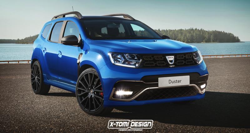 Dacia Duster GT : et pourquoi pas ?