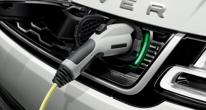 400 ch et 50 km d'autonomie électrique pour l'hybride
