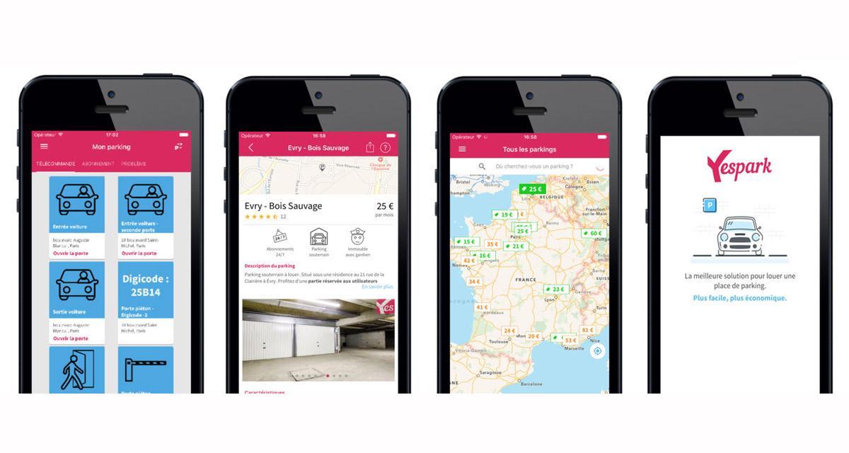 Yespark ouvre 16 parkings connectés dans les Bouches-du-Rhône
