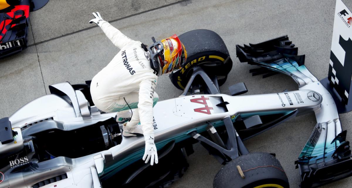 F1 - Japon : nouveau carton plein pour Hamilton