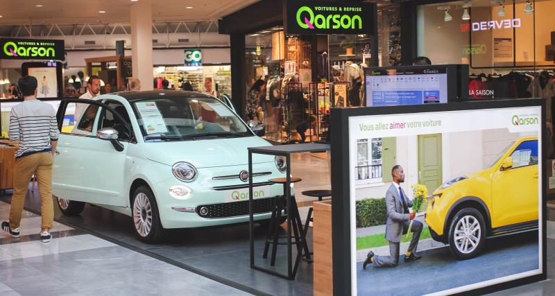 Qarson : les concessions digitales de Toulouse et Bordeaux fêtent leur premier anniversaire