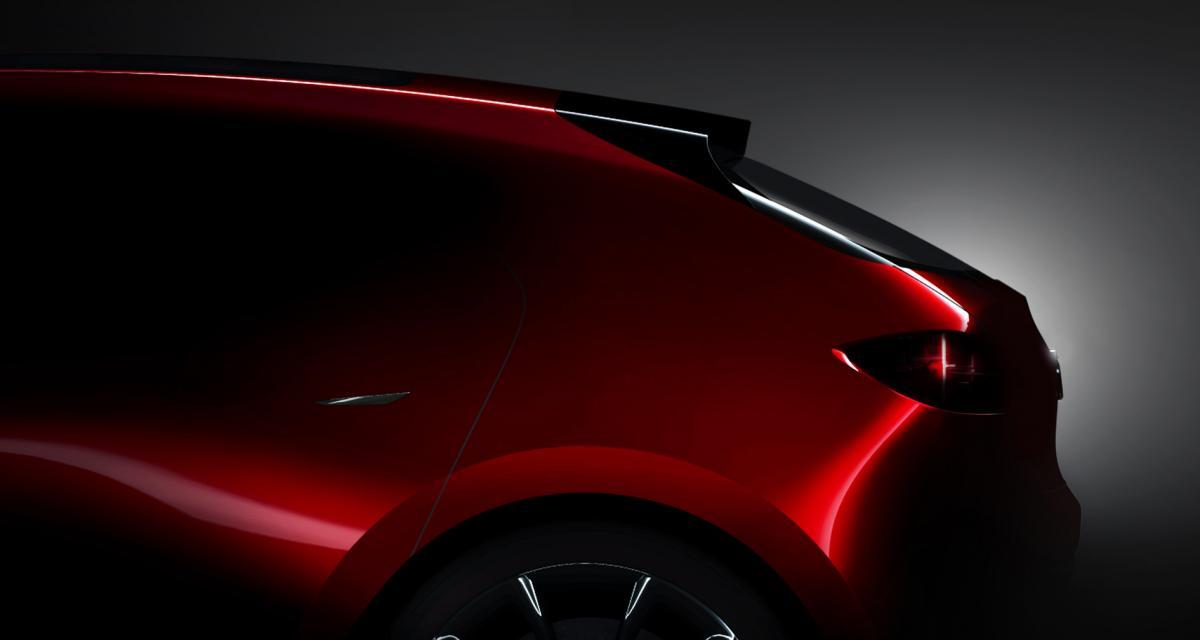 Mazda : deux concepts pour le salon de Tokyo dont un très énigmatique