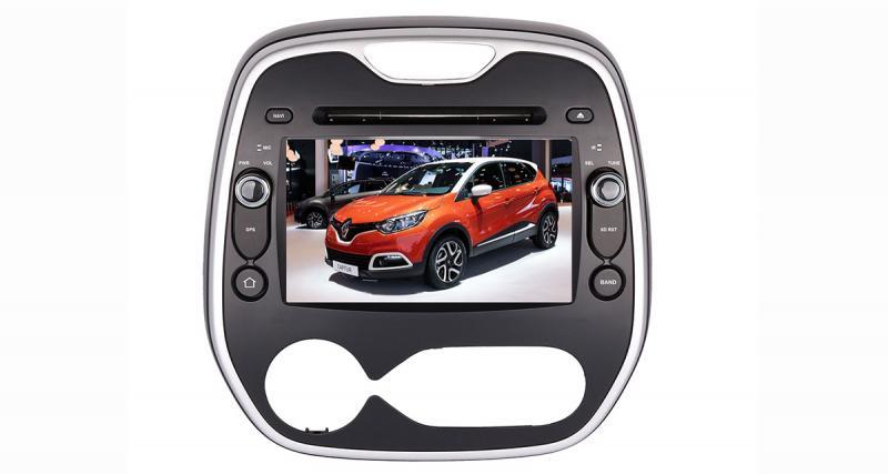 CUSP Technology commercialise un autoradio multimédia Android pour la Clio 4