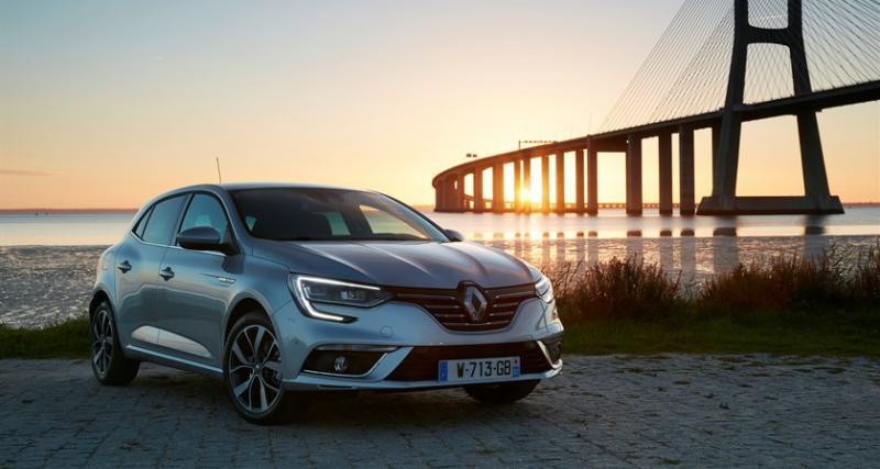 La Renault Mégane s'offre un gros moteur essence de 165 ch