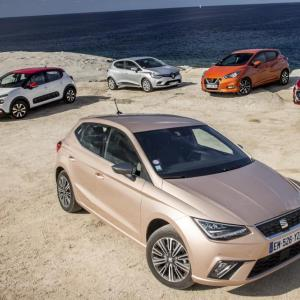 Guide d'achat : La nouvelle Seat Ibiza affronte ses rivales