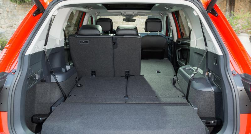 essai volkswagen tiguan allspace mieux que le skoda kodiaq. Black Bedroom Furniture Sets. Home Design Ideas