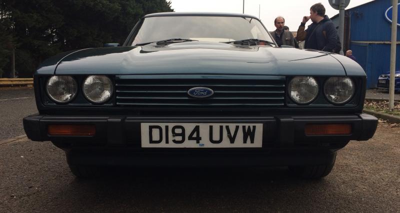 Ford Capri 280 : Bond... James Bond