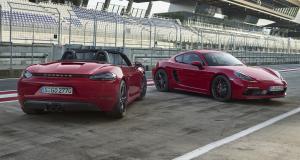 Porsche 718 Boxster & Cayman GTS: les collectors sont arrivés!