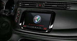 Alfa Romeo modernise l'infotainment des Mito et Giulietta
