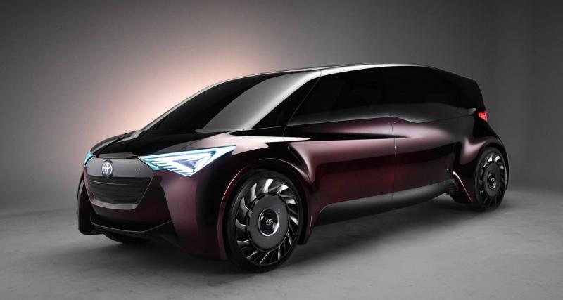 Toyota Fine Comfort Ride : de l'espace et du temps
