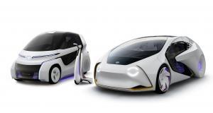 Toyota Concept-i: 3 modèles d'intelligence artificielle
