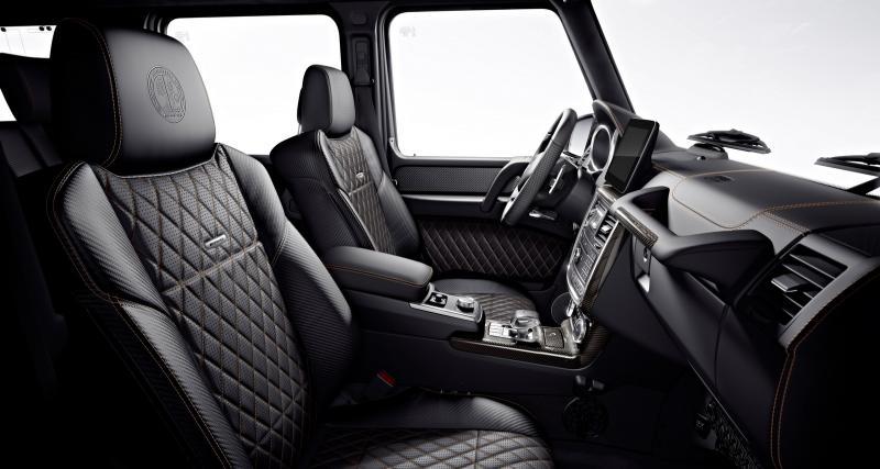 Mercedes-AMG G 65 Final Edition - Sortir par la grande porte