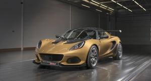 Lotus Elise Cup 260 : médaille d'or des poids plumes