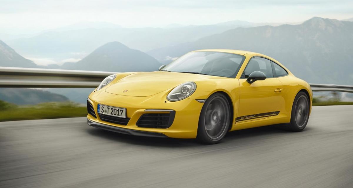 Porsche 911 Carrera T : pour les puristes avec un ''petit'' budget