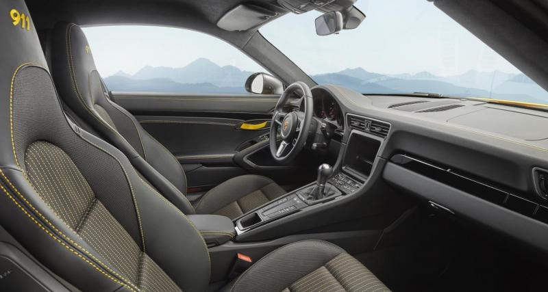 PDK et roues arrière directrices en options