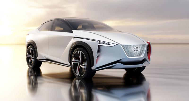 Nissan IMx Concept : la nouvelle Leaf à la sauce SUV