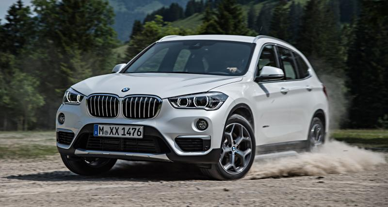 Problèmes de boîte et blocage du moteur pour le nouveau BMW X1