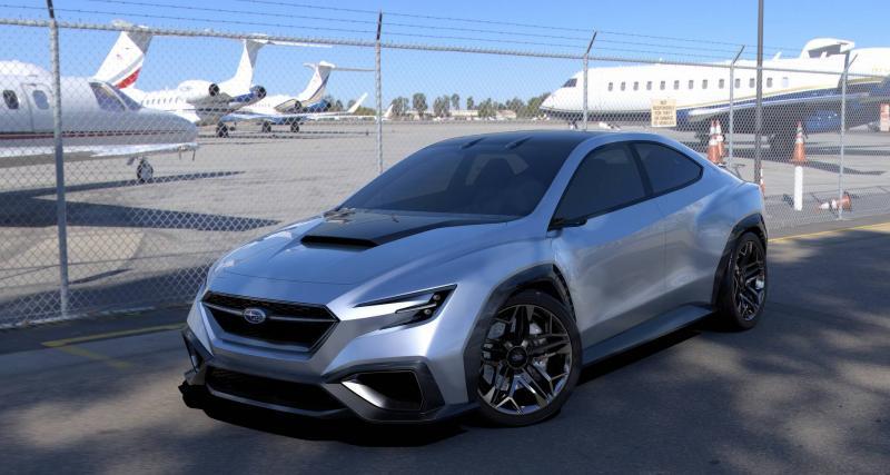 Subaru VIZIV Performance : la future WRX STi en approche