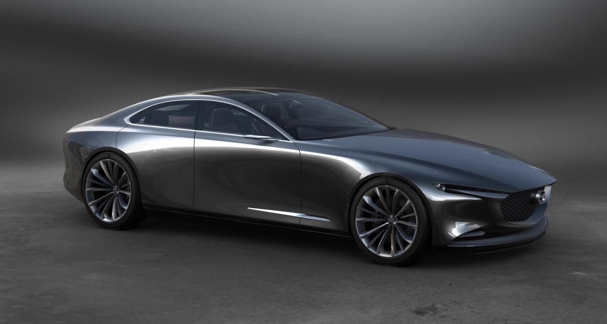 Mazda Vision Coupé et Kai : un duo de concepts pour faire le grand écart
