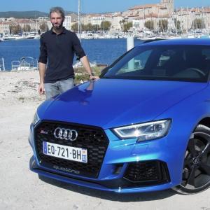 Essai Audi RS3: sonate pour 5 cylindres