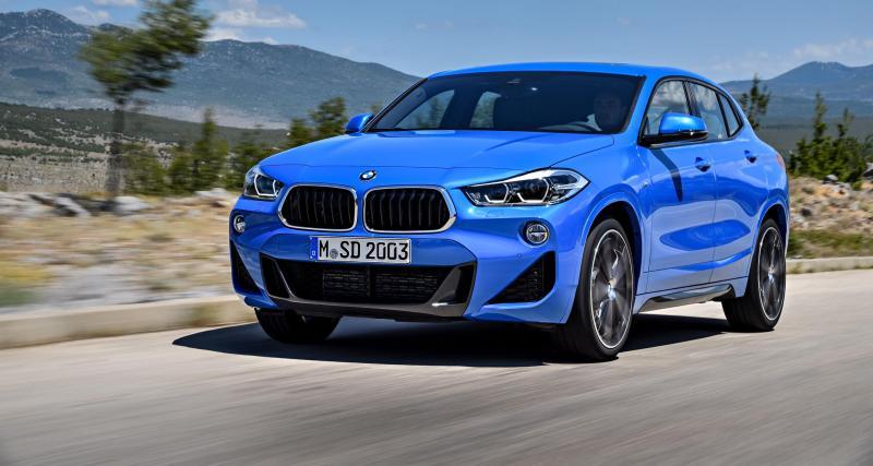 BMW X2 : encore plus petit qu'un X1