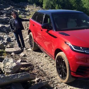 Essai Range Rover Velar: le meilleur des deux mondes