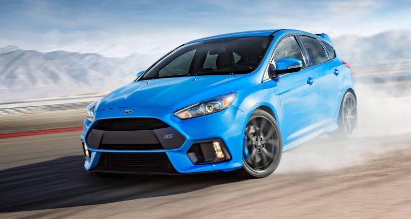 Ajoutez un frein à main électronique à votre Ford Focus RS pour drifter comme un pro