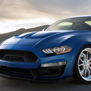 Shelby pousse la nouvelle Mustang à 1 000 ch !